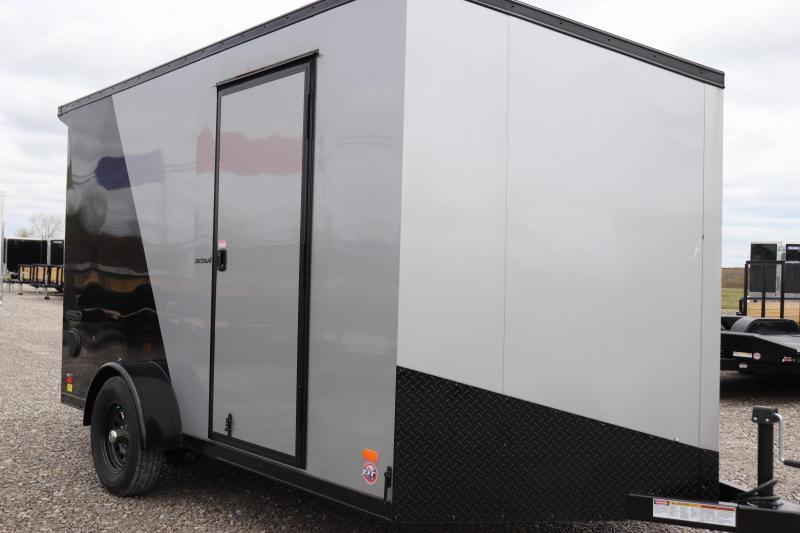2020 Bravo Trailers 7x12 Scout Enclosed Cargo Trailer