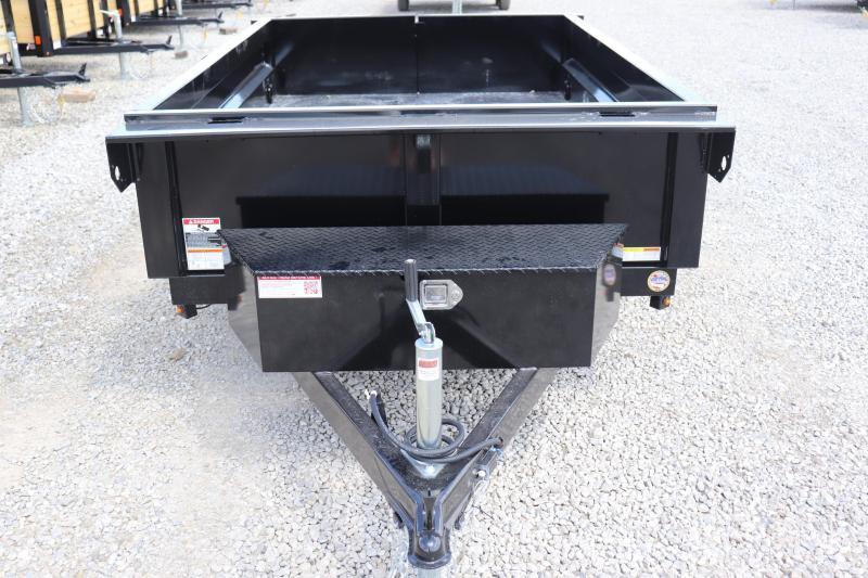 "2021 Sure-Trac 62""x8 5K Single Ram Dump"