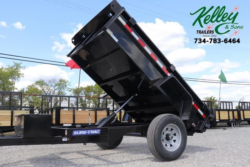 "2020 Sure-Trac 62""x8 5K Single Ram Dump"