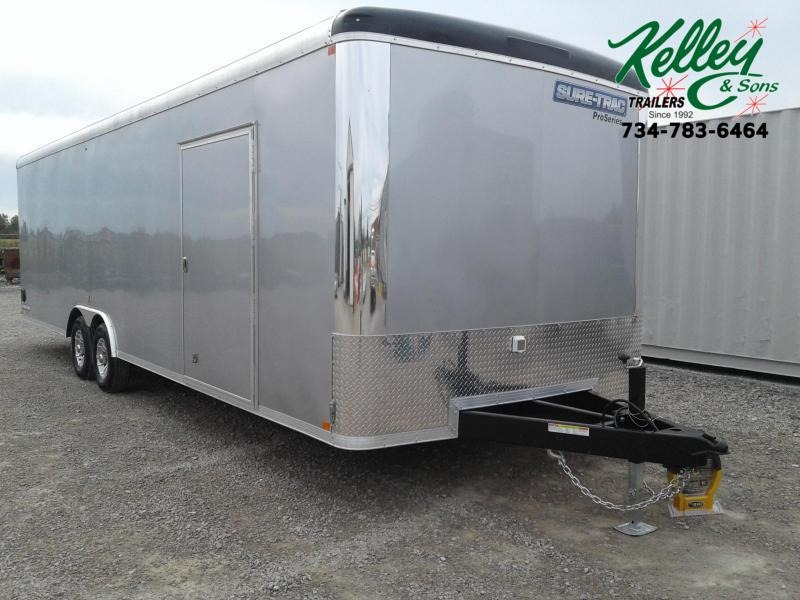2021 Sure-Trac 8.5x28 10K Pro Series RT Car Hauler