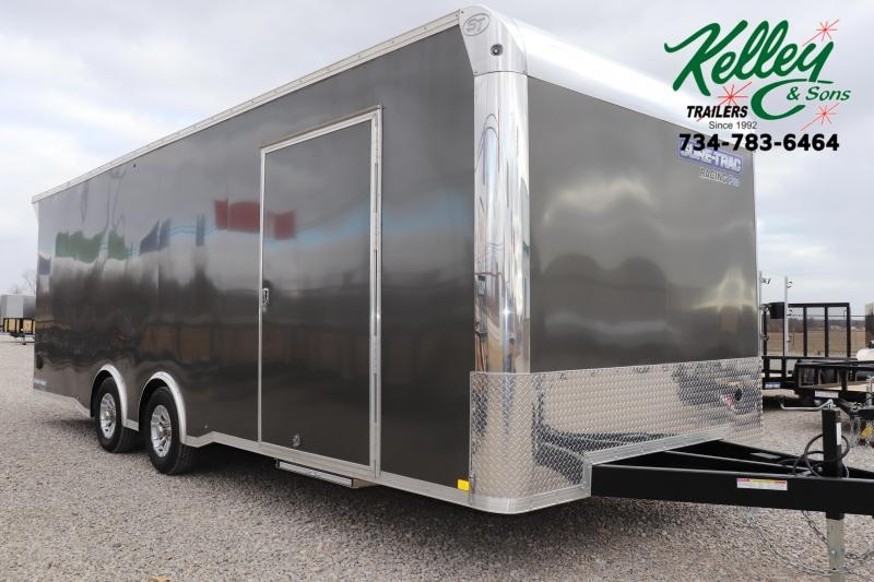 2020 Sure-Trac 8.5x24 10K Racing Pro Car / Racing Trailer