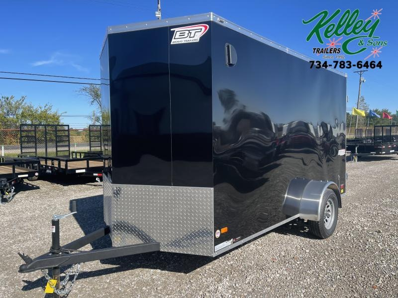 2022 Bravo Trailers 6x12 Scout w/ Double Doors Enclosed Cargo Trailer
