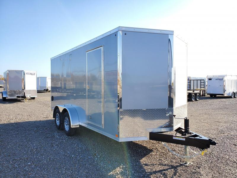 2021 Sure-Trac 7x16 10K Pro Series Wedge Enclosed Cargo Trailer