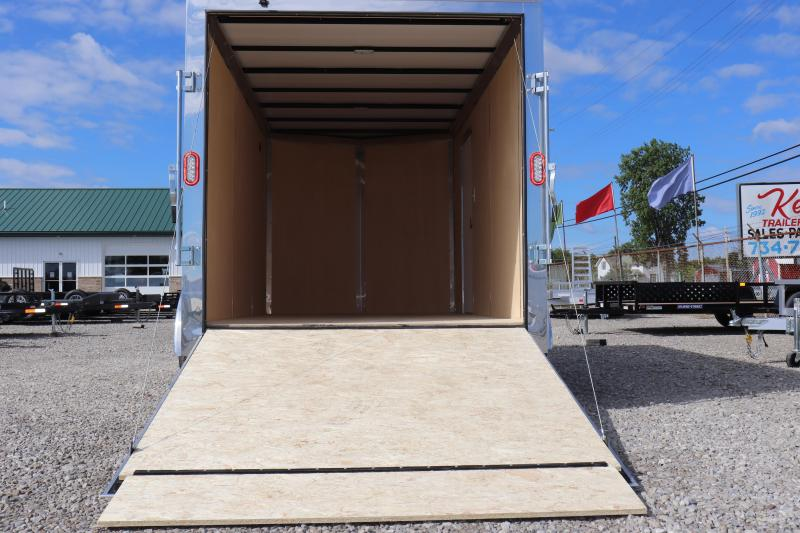 2020 Sure-Trac 7x14 10K Pro Series Wedge Enclosed Cargo Trailer