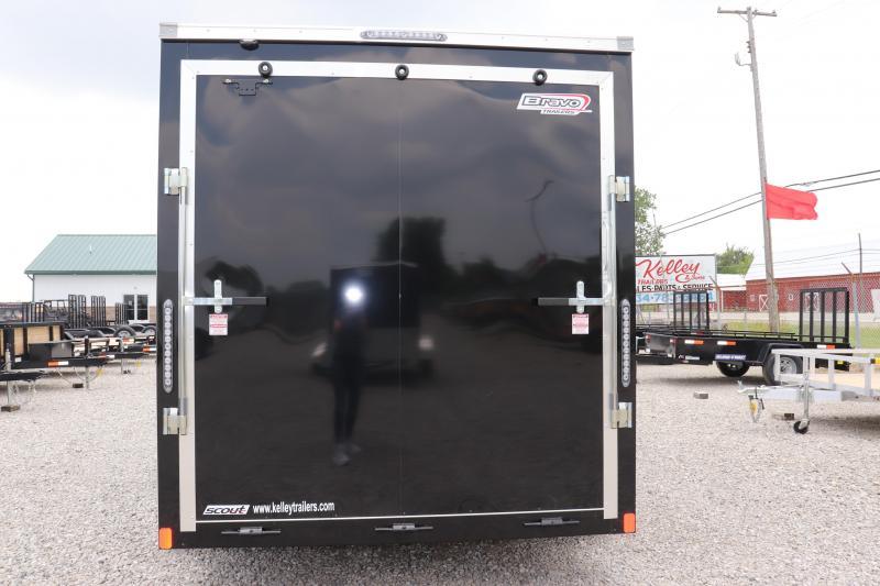 2020 Bravo Trailers 7x14 7K Scout Enclosed Cargo Trailer