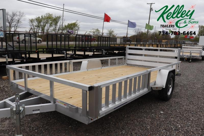2020 Sure-Trac 7x14 Aluminum ATV Trailer