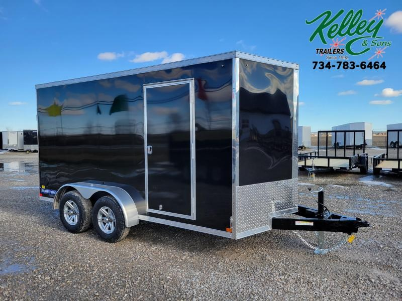 2021 Sure-Trac 7x14 10K Pro Series Wedge Enclosed Cargo Trailer