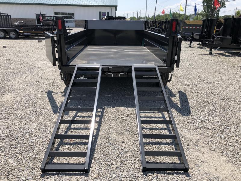 2021 Sure-Trac 72INx10 7K Single Ram