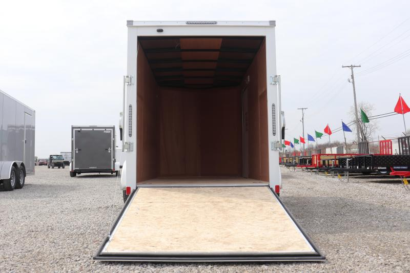 2022 Bravo Trailers 6x12 Hero Enclosed Cargo Trailer