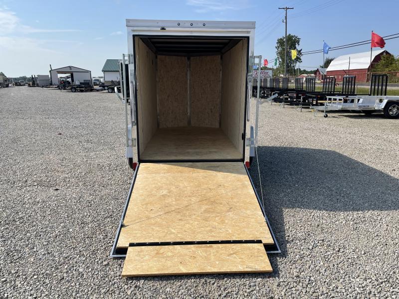 2022 Sure-Trac 5x8 Pro Series Wedge Cargo Trailer