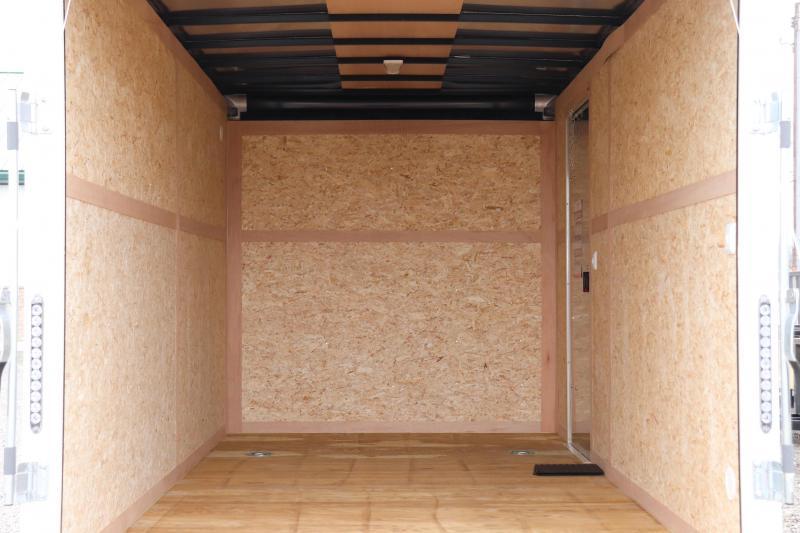 2020 Bravo Trailers 7x16 10K Star Enclosed Cargo Trailer
