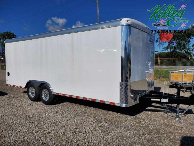 2021 Sure-Trac 8.5x20 14K Landscape Pro RT Enclosed Cargo Trailer