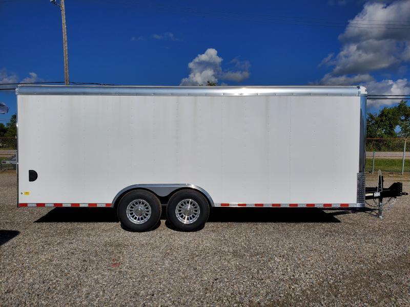 2021 Sure-Trac 8.5x20 14K Landscape Pro RT Enclosed Cargo Trailer