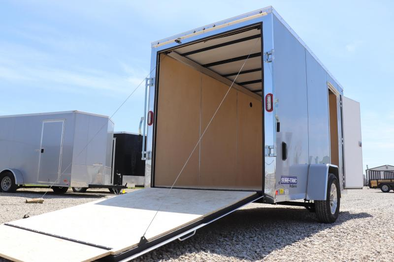 2021 Sure-Trac 6x12 3K Pro Series Wedge Cargo Trailer