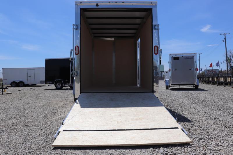 2022 Sure-Trac 6x12 3K Pro Series Wedge Cargo Trailer