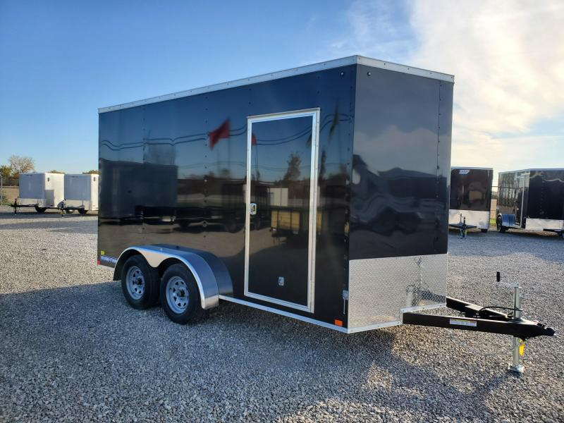 2021 Sure-Trac 7x14 7K ST Series Wedge Enclosed Cargo Trailer