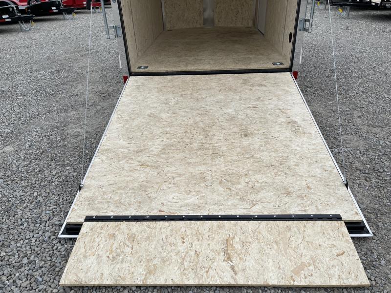 2022 Sure-Trac 6x10 Pro Series Wedge Cargo Trailer