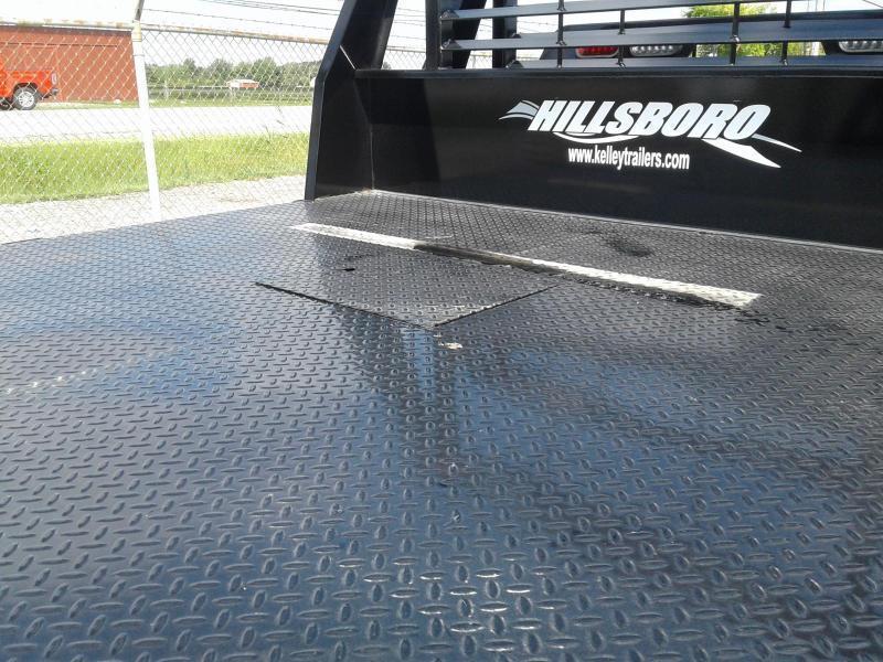 2021 Hillsboro Industries SLT Steel SWLB Truck Bed