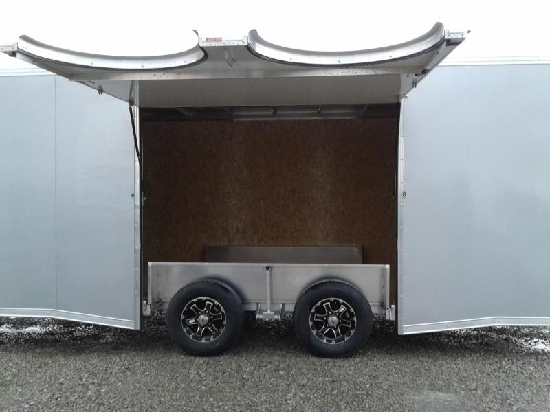 2021 Bravo Trailers 8.5x24 10K Star Aluminum Car / Racing Trailer