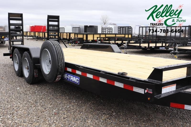 2021 Sure-Trac 7x20 16K Equipment Trailer