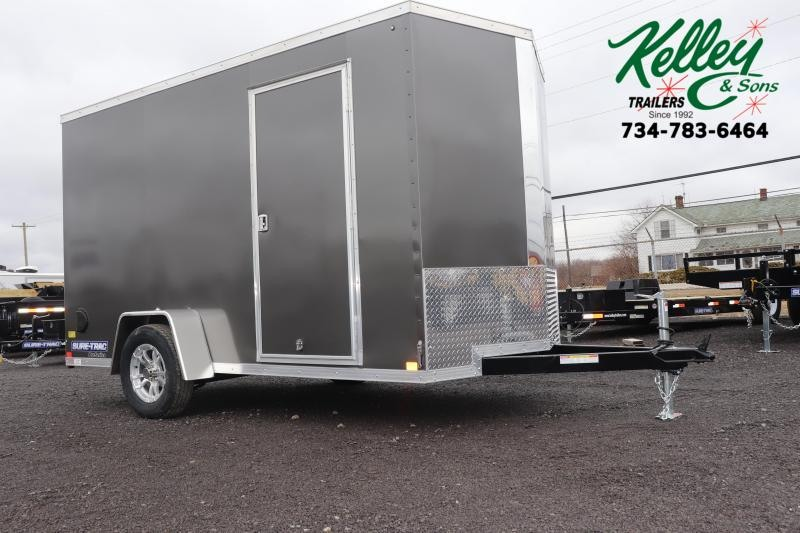 2022 Sure-Trac 6x12 Pro Series Wedge Cargo Trailer