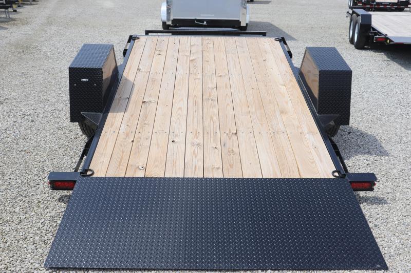 "2021 Sure-Trac 78""x12+4 10K Tilt Bed Equipment Trailer"