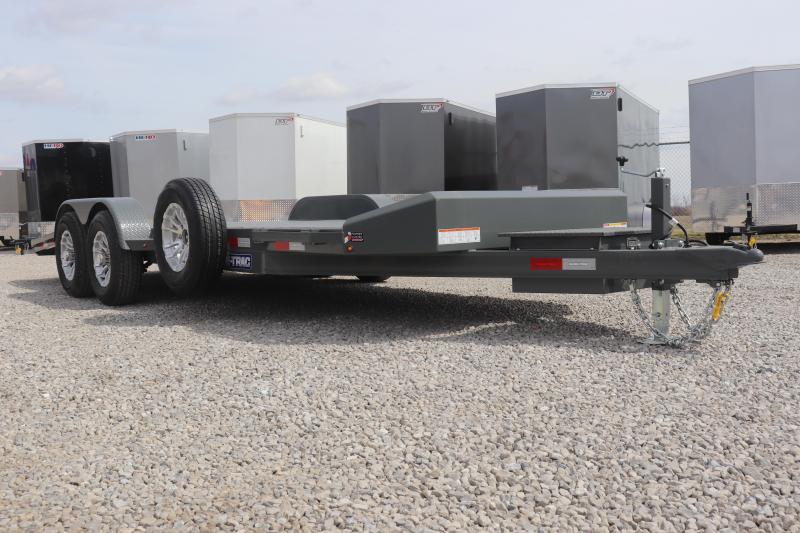 2020 Sure-Trac 7x20 10K Steel Deck Car Hauler Trailer