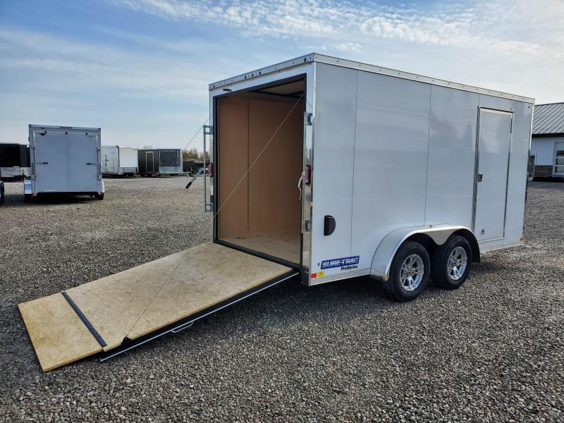 2021 Sure-Trac 7x14 7K Pro Series Wedge Cargo