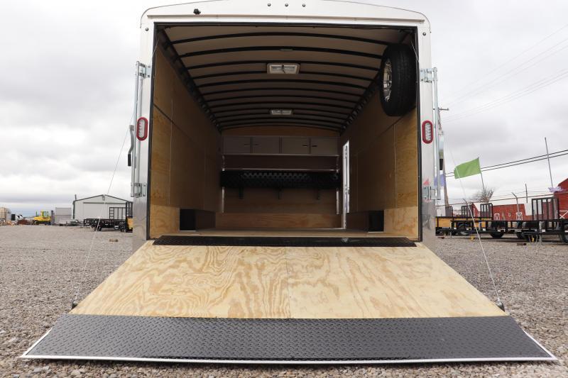 2020 Sure-Trac 8.5x20 10K Landscape Pro RT Enclosed Cargo Trailer
