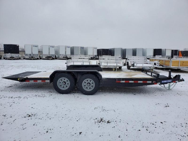 2021 Sure-Trac 7x18 14K Tilt Bed Equipment Trailer