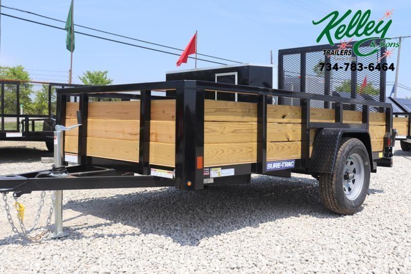 2021 Sure-Trac 5x10 3-Board Utility Trailer