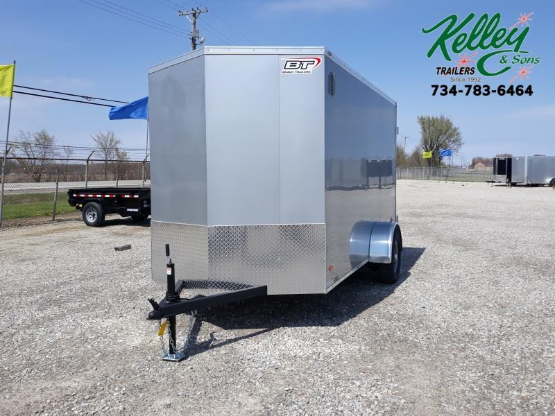2021 Bravo Trailers 6x12 Scout w/ Double Door Enclosed Cargo Trailer
