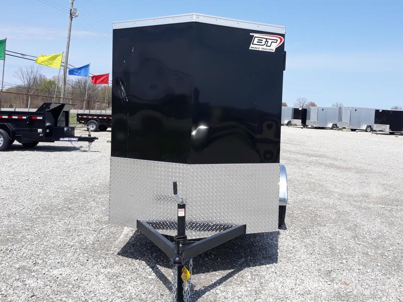2021 Bravo Trailers 5x10 Scout Enclosed Cargo Trailer