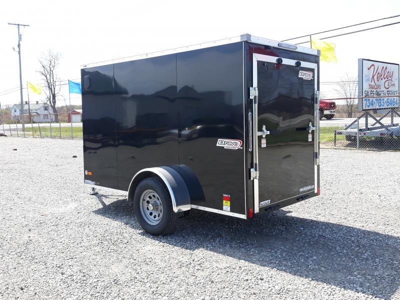 2022 Bravo Trailers 5x10 Scout Enclosed Cargo Trailer