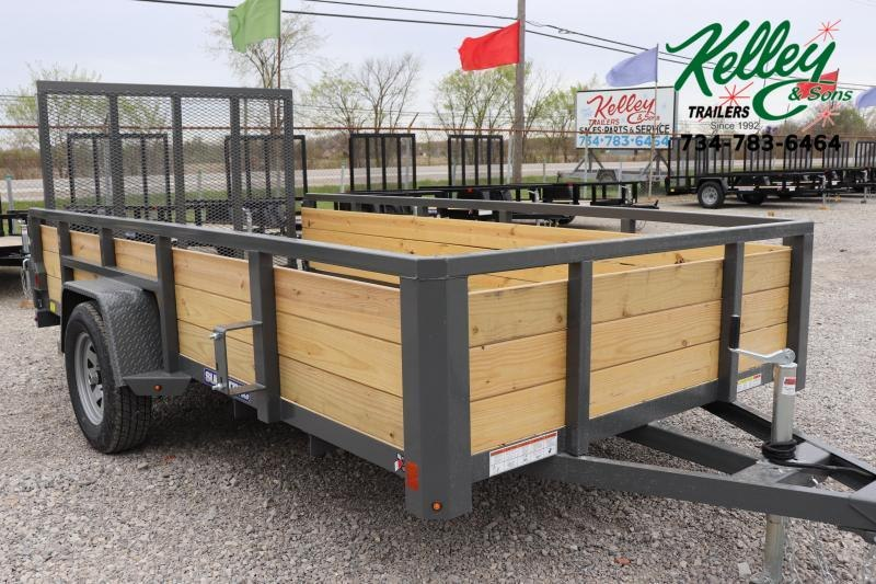 2020 Sure-Trac 6x12 Tube Top 3-Board Utility Trailer