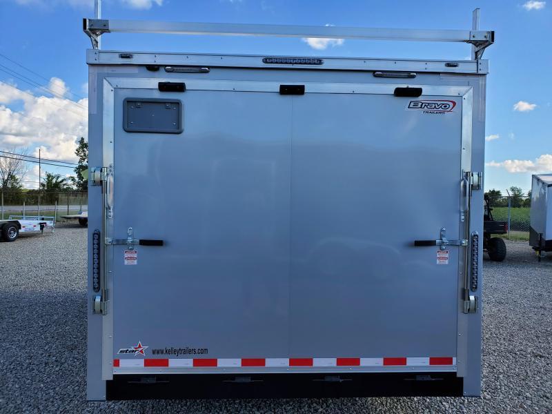 2021 Bravo Trailers 8.5x16 10K Star Enclosed Cargo Trailer