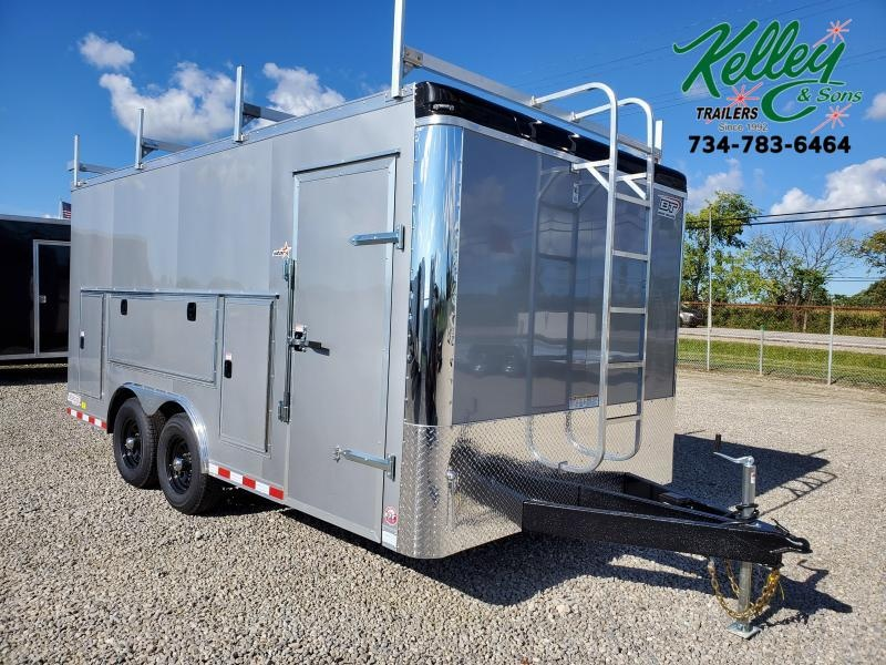 2021 Bravo Trailers 8.5x16 10K Star Enclosed Cargo Trailer