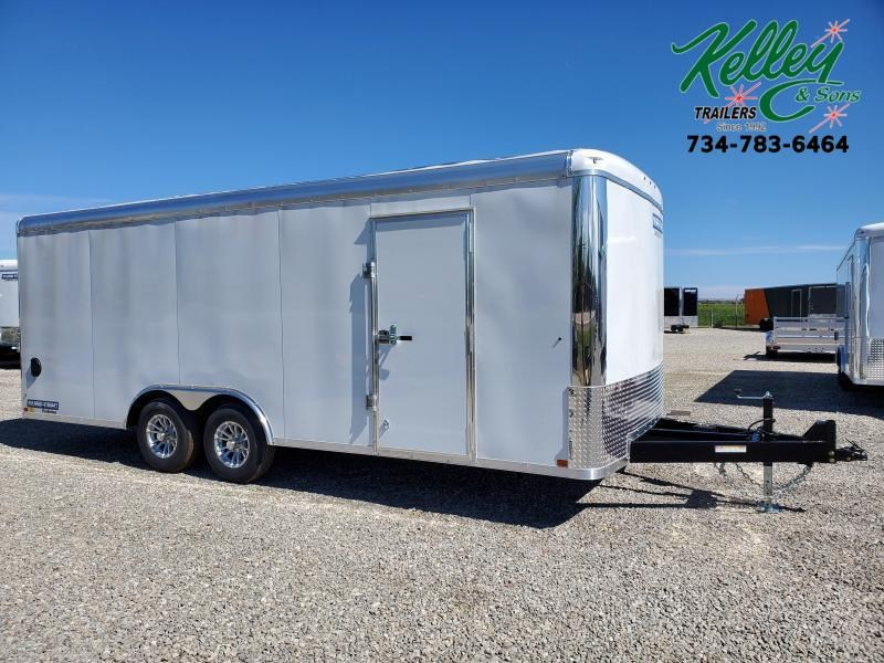 2021 Sure-Trac 8.5x20 10K Landscape Pro RT Enclosed Cargo Trailer