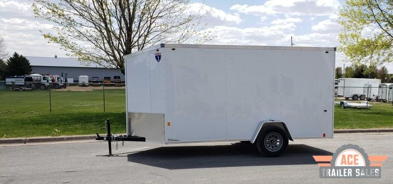 2022 Interstate 1 Trailers SFC612SAFS Enclosed Cargo Trailer