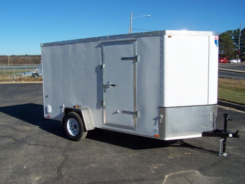 2021 Interstate 1 Trailers SFC610SAFS Enclosed Cargo Trailer