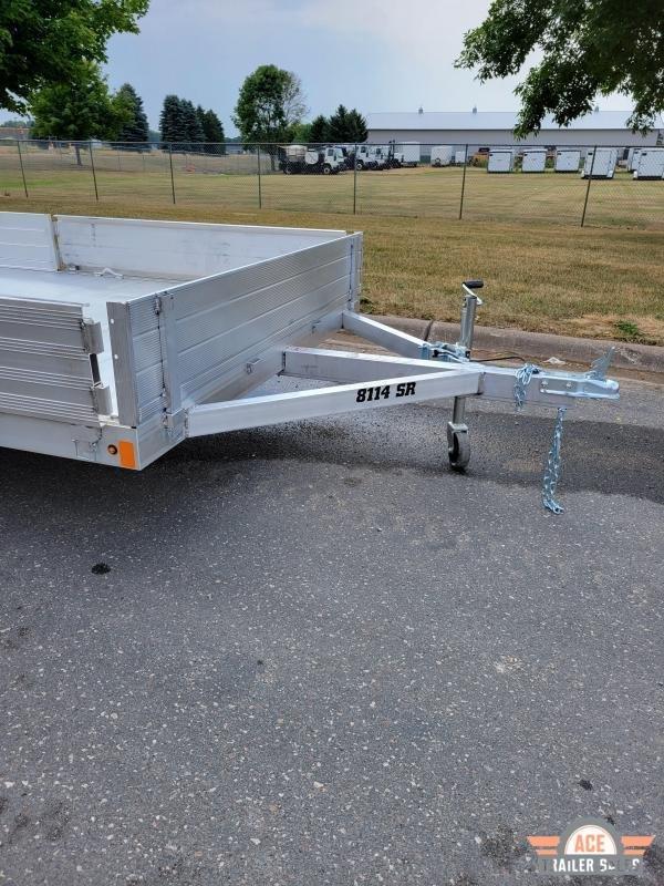 2022 Aluma 8114 SR Utility Trailer
