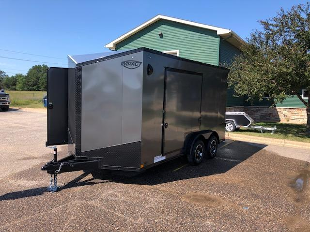 2021 Impact Trailers IMPSW7.5x14TE2 Enclosed Cargo Trailer