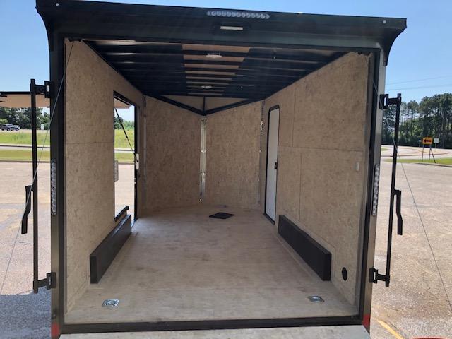 2021 Impact Trailers IMPSW7.5x14TE2 Enclosed Cargo Trailer