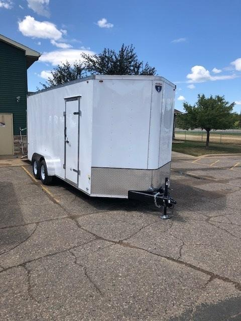 2021 Interstate SFC718TA3 Enclosed Cargo Trailer