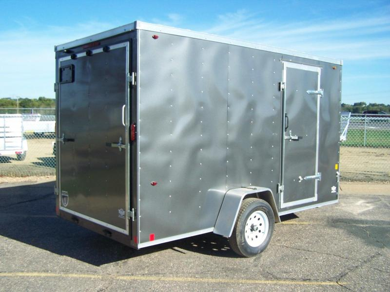2021 Interstate SFC610SA Enclosed Cargo Trailer