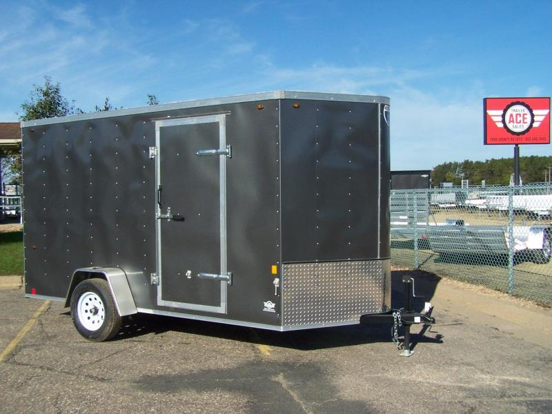 2021 Interstate SFC610SA Enclosed Cargo Trailer