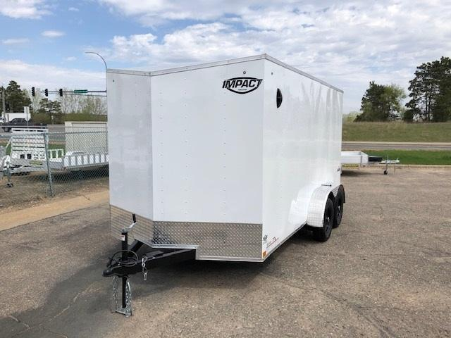 2021 Impact Trailers IMPQK610SA QUAKE Enclosed Cargo Trailer