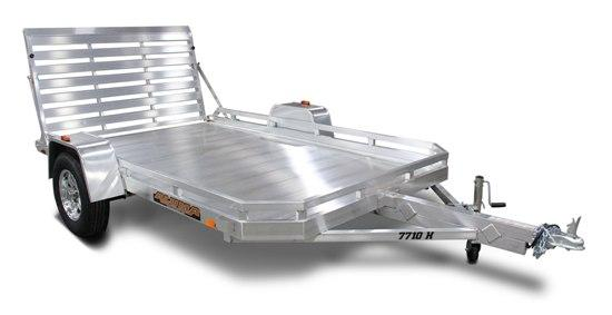 2022 Aluma 7710H BT Utility Trailer