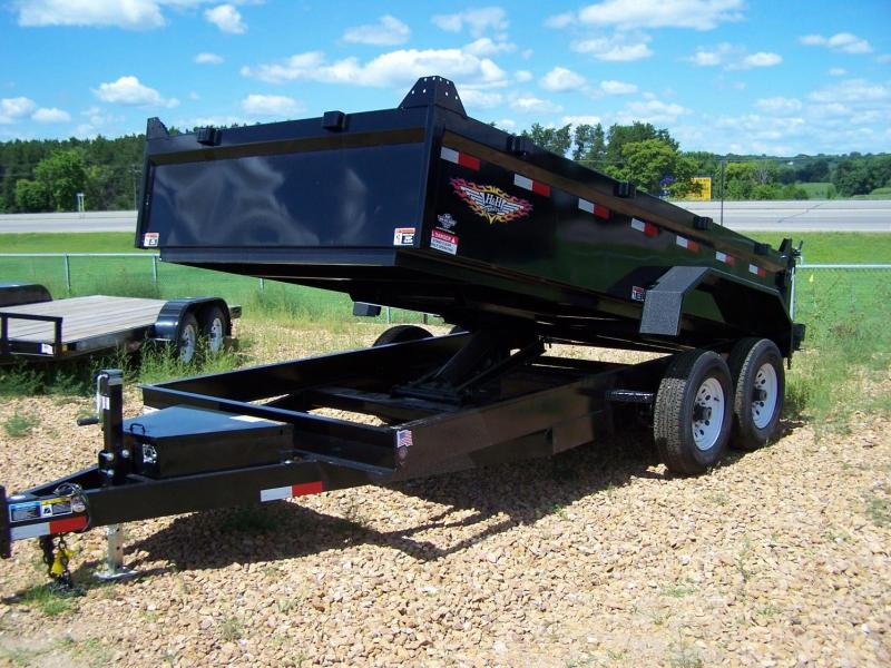 2021 H and H Trailer DMP8114 14K