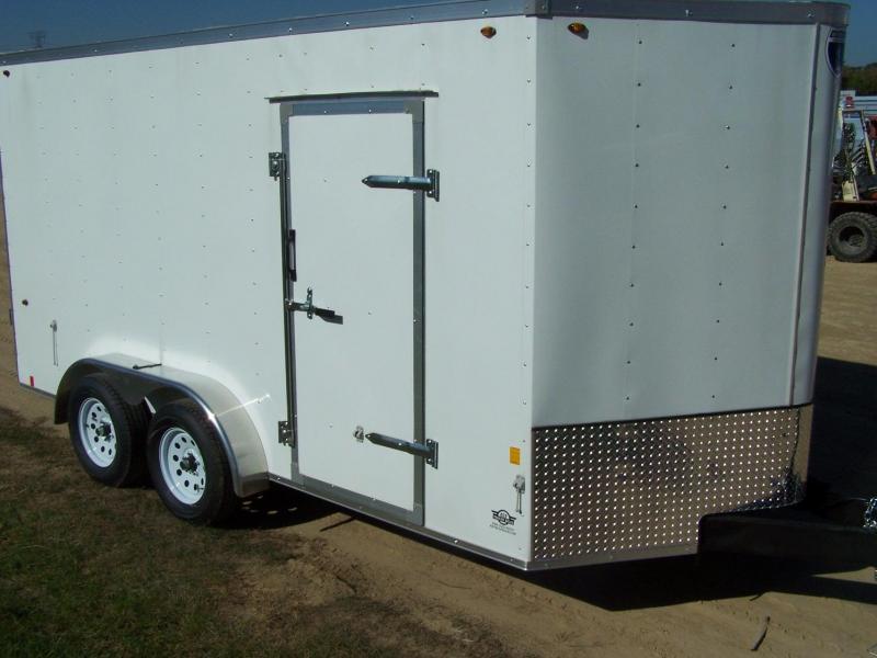 2021 Interstate 1 Trailers SFC714TA2 Enclosed Cargo Trailer